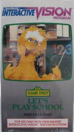 Sesame Street: Let's Play School