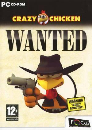 Crazy Chicken: Wanted