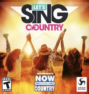 Let's Sing Country