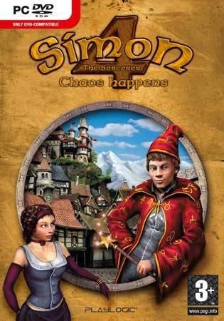 Simon the Sorcerer: Chaos Happens