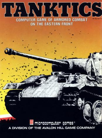 Tanktics: Computer game of Armored Combat on the Eastern Front