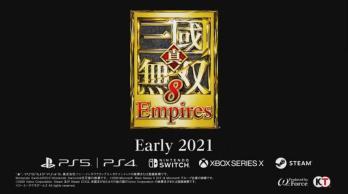 Shin Sangoku Musō 8 Empires