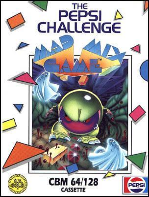Mad Mix Game: The Pepsi Challenge