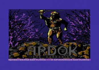 Ardok the Barbarian