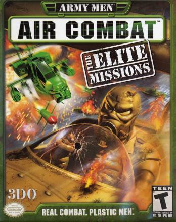 Army Men Air Combat: The Elite Missions