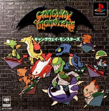 Gangway Monsters