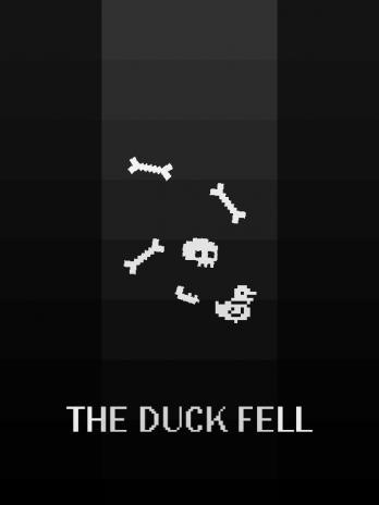The Duck Fell