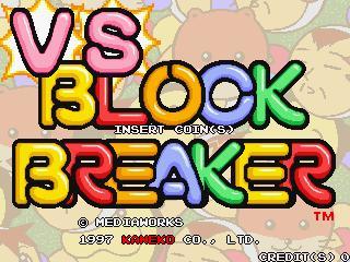 Vs Block Breaker