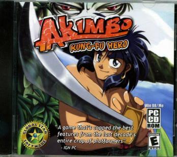 Akimbo: Kung-Fu Hero