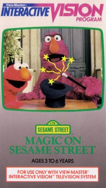 Sesame Street: Magic on Sesame Street