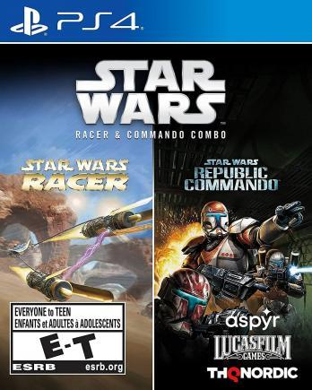 Star Wars: Racer & Commando Combo