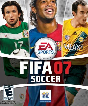 FIFA Soccer 07 game