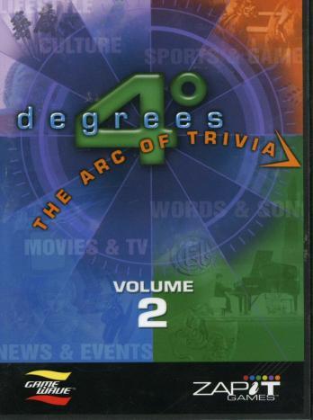 4 Degrees - Vol 2