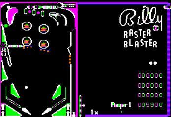 Raster Blaster