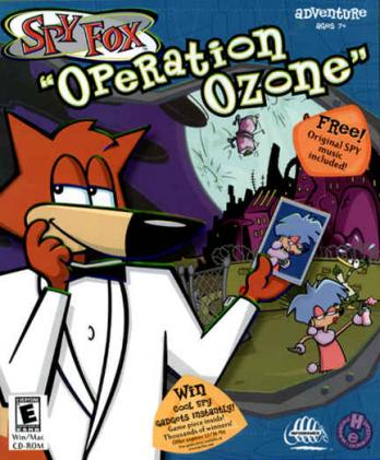 Spy Fox: Operation Ozone