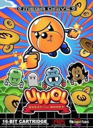 Uwol: Quest for Money