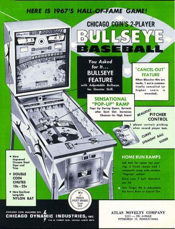 Bullseye Baseball