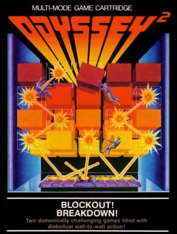 Blockout! / Breakdown! game