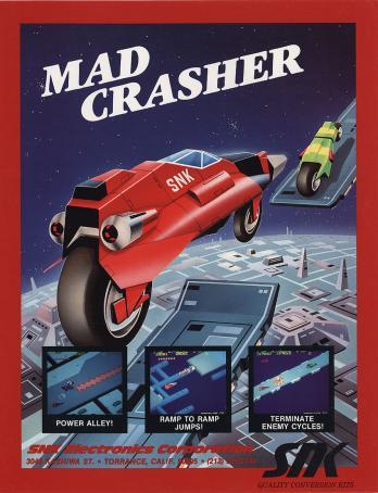 Mad Crasher