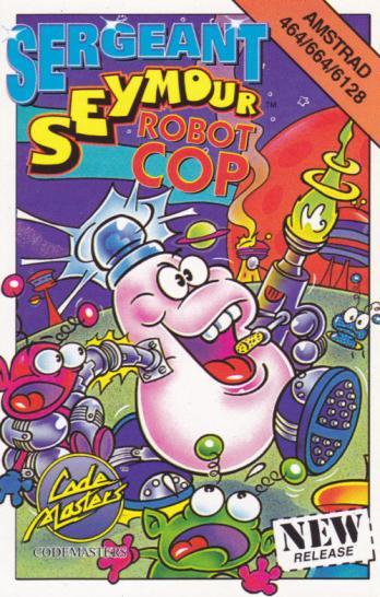 Sergeant Seymour: Robotcop
