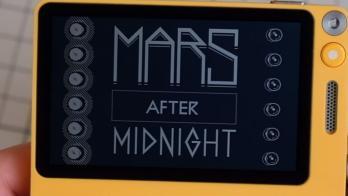 Mars After Midnight