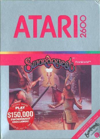 SwordQuest: FireWorld