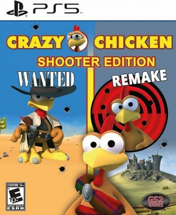 Crazy Chicken Shooter Edition