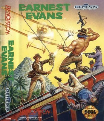 Earnest Evans