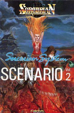 Sorcerian Additional Scenario Vol. 2: Sengoku Sorcerian