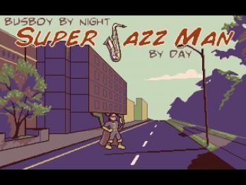 Super Jazz Man