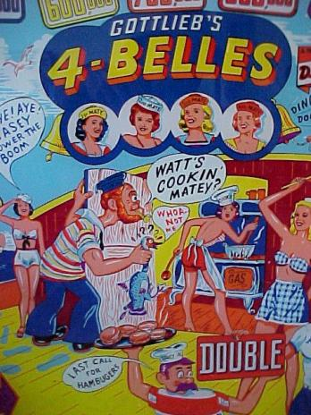 4 Belles