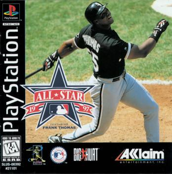 All-Star 1997 Featuring Frank Thomas