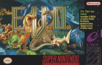 E. V. O.: Search for Eden