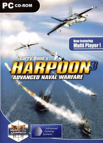 Larry Bond's Harpoon 3: Advanced Naval Warfare