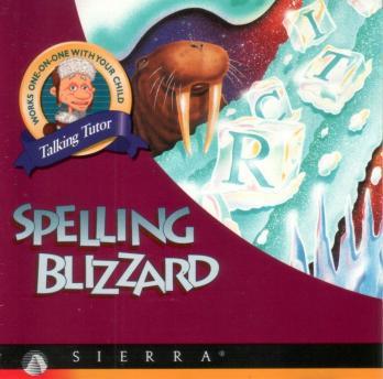 Spelling Blizzard