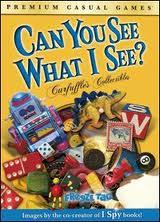 Can You See What I See? Curfuffle's Collectibles
