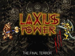 Laxius Power III