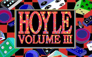 Hoyle Official Book of Games: Volume 3 game