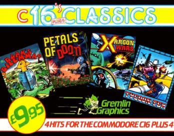 C16's plus4 Classics