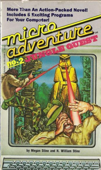 Micro Adventure No. 2 Jungle Quest