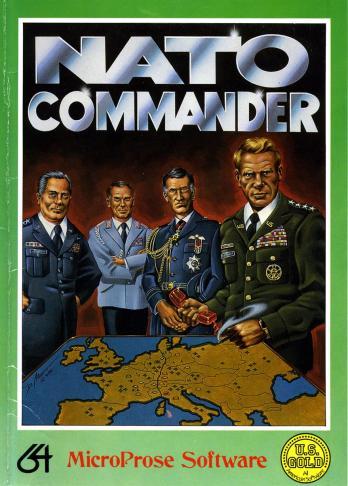 NATO Commander