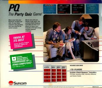 PQ: The Party Quiz Game