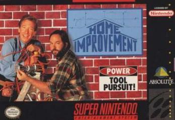 Home Improvement: Power Tool Pursuit