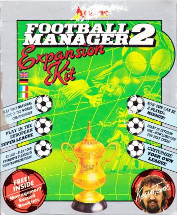 Football Manager II: Expansion Kit