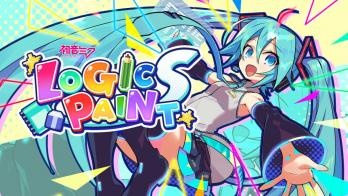 Hatsune Miku Logic Paint S