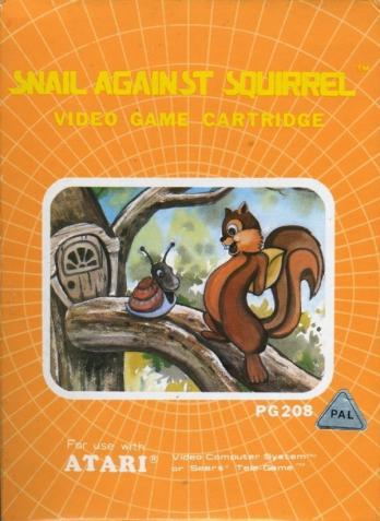 Snail Against Squirrel