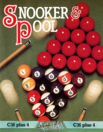 Snooker & Pool