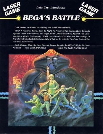 Bega's Battle