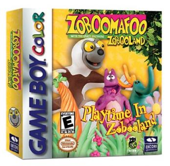 Zoboomafoo: Playtime in Zobooland