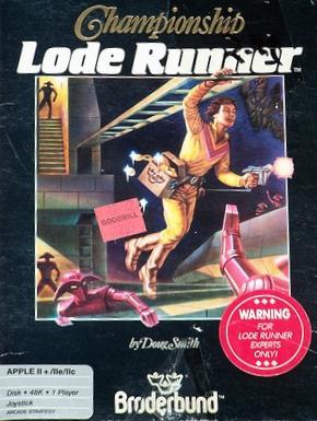 Championship Lode Runner